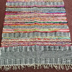 Rishikesh Handloom Indian Rug