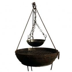 Kadai Hanging Cooking Bowl